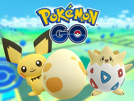 How to Catch Pichu and Togepi in New 'Pokemon GO' Update