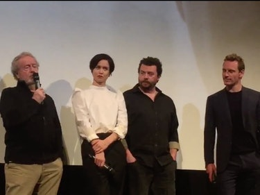 'Alien: Covenant' Stars Share Acting Insights at SXSW