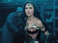 Even Wonder Woman herself was pretty scared of the big bad.