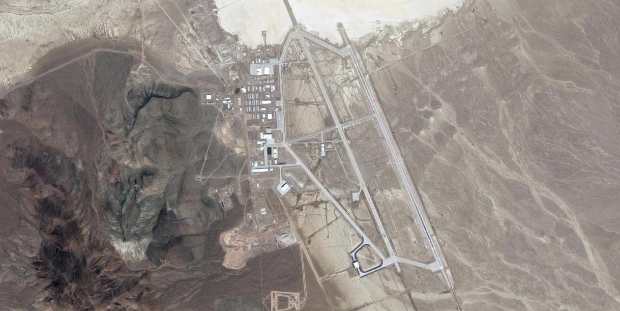 Google Timelapse Reveals Stunning Developments at Area 51