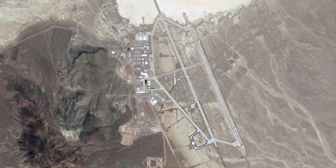 Google Timelapse Maps Reveal Area 51 in Stunning Detail ... on earth live satellite camera, google maps vehicle with camera, google earth live, google maps camera guy, web live camera, google street view camera, google maps camera funny, google maps live webcam, google earth views with camera, google maps caught on camera, google trekker, google 3d maps live, google earth street view search, google maps street view live, google 360 camera,