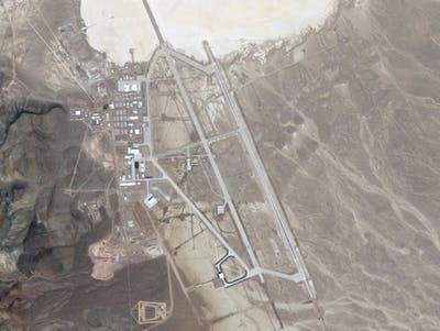 Google Timelapse Reveals Stunning Developments at Area 51