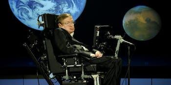 Stephen Hawking NASA 50th (200804210001HQ)