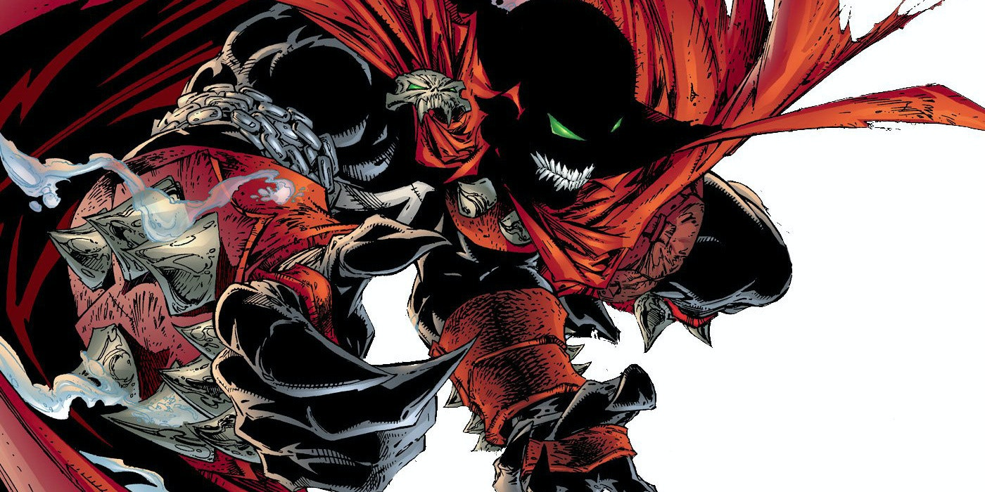 Spawn created by Todd McFarlane is going to be a hard-R scary movie.