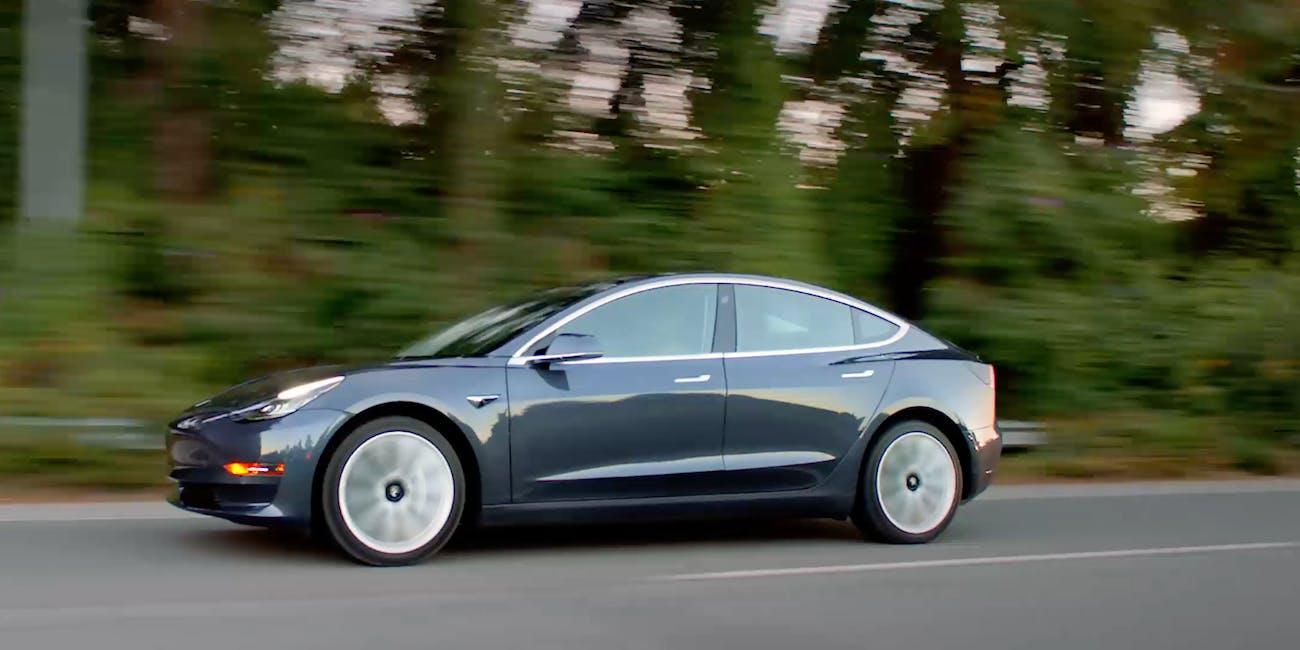 The Model 3.