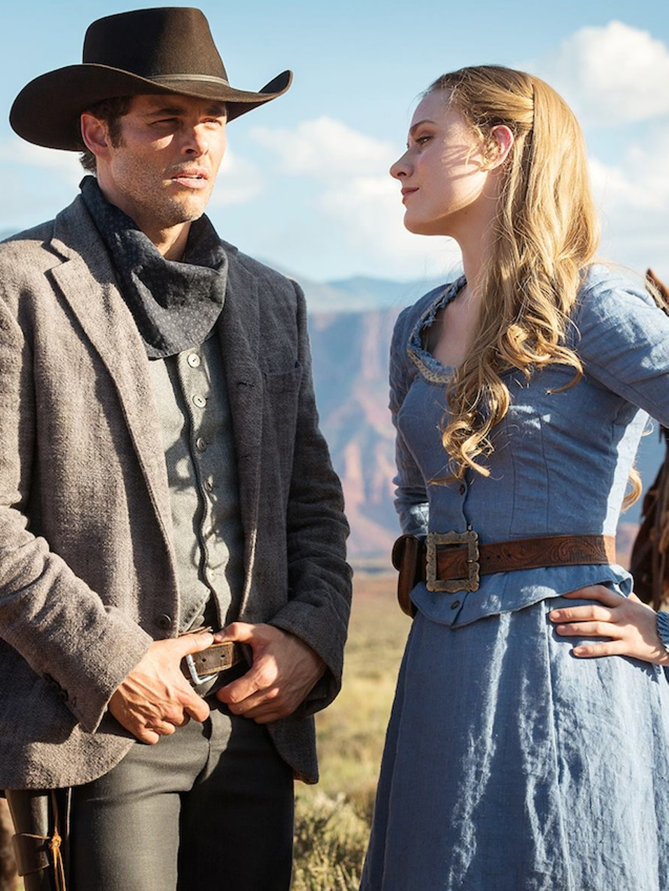 Westworld was among the 2016 Nebula Award nominees