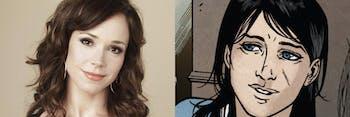 Hulu's 'Locke & Key' has its first casting of Frances O'Connor as Nina Locke