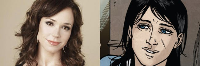 Hulu's 'Locke & Key' has its first casting of Frances O'Connor as Nina Locke
