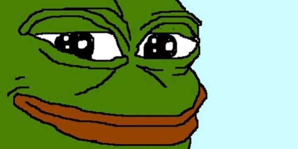 The Russian Embassy To The Uk Tweeted Out A Pepe The Frog Meme Inverse