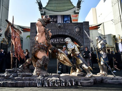 China's Government Made 'Warcraft' a Hit