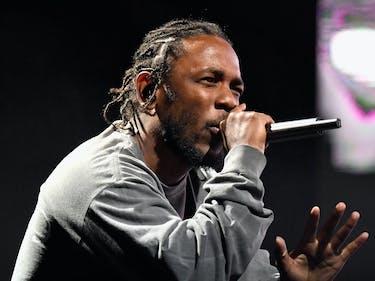 How to Stream Kendrick Lamar's New Album 'DAMN.'