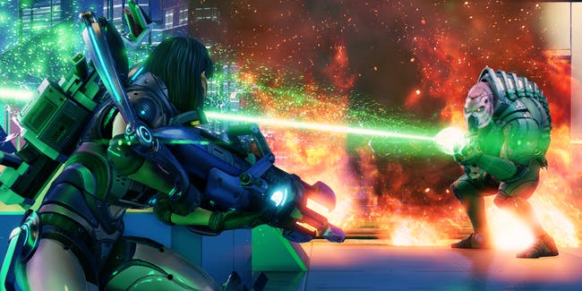 'XCOM 2' Mutons are no joke and will kill you immediately if given the chance.