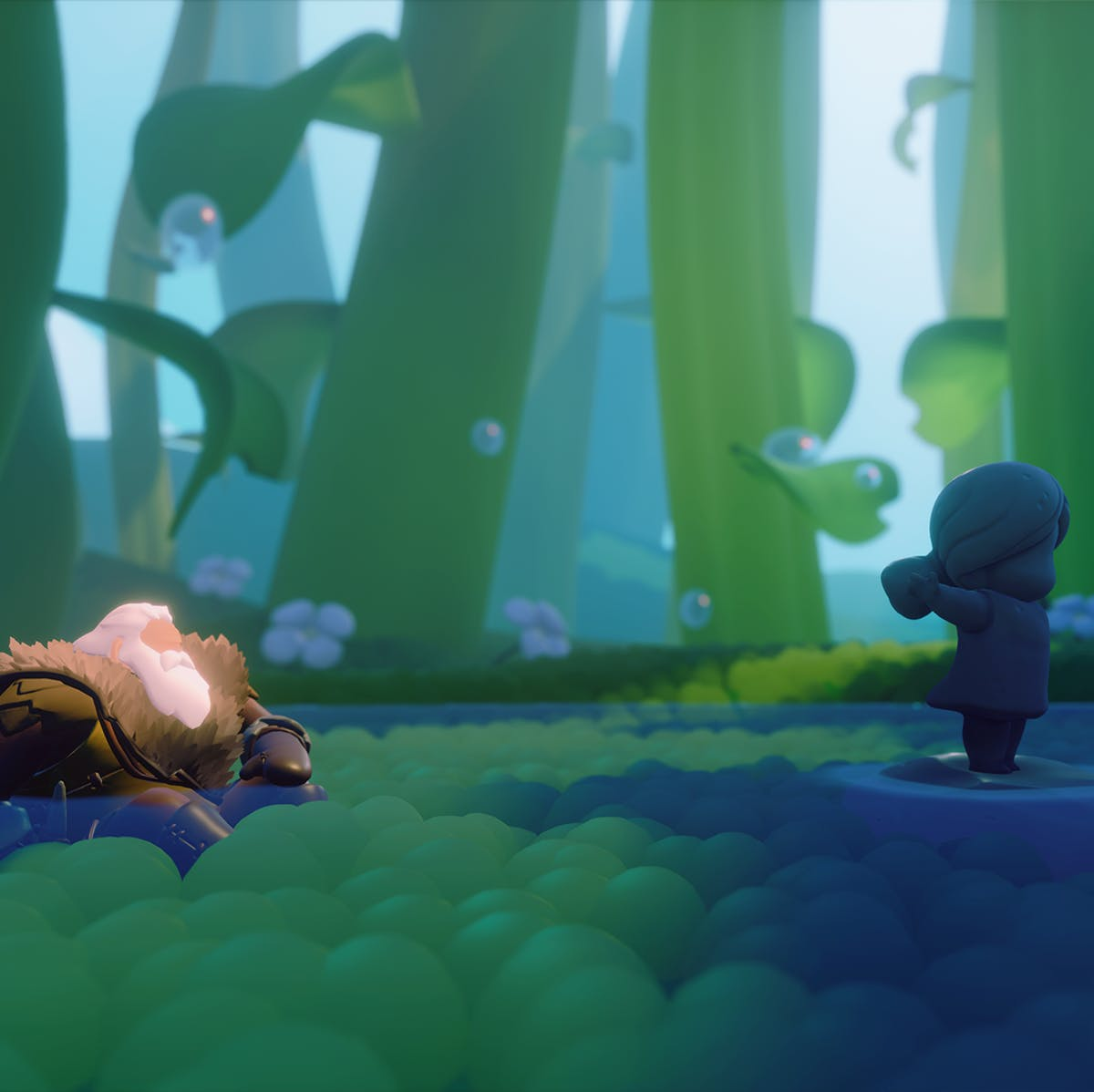 'Arise: A Simple Story's time travel mechanic is a big leap for platformers