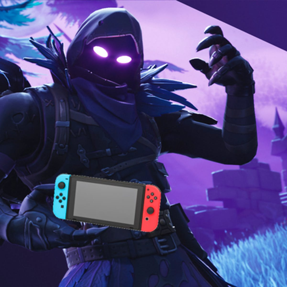 fortnite on nintendo switch will get built in voice chat thank god - how to fix your mic on fortnite switch
