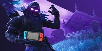 'Fortnite' on Nintendo Switch will have built-in voice chat.
