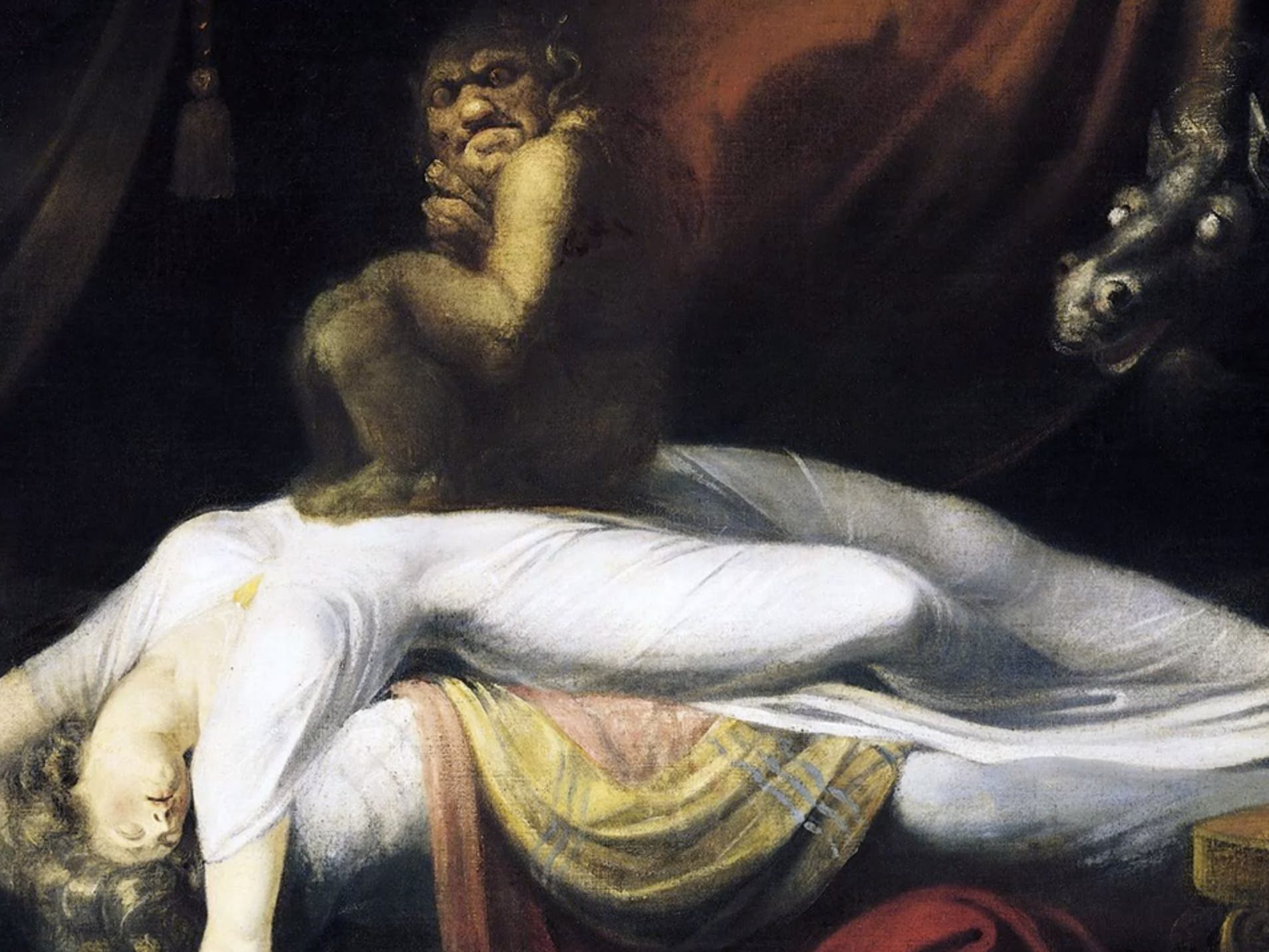 Sleep Paralysis Cure Will Finally Vanquish the Demons of Our