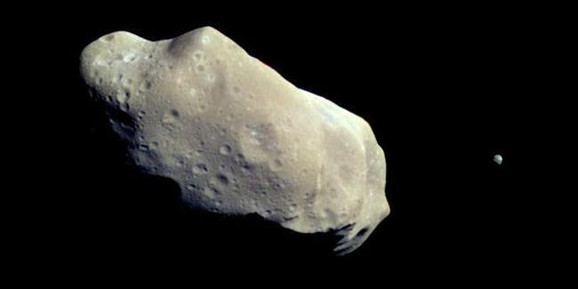 Asteroid to Whiz by Earth on Halloween | Inverse