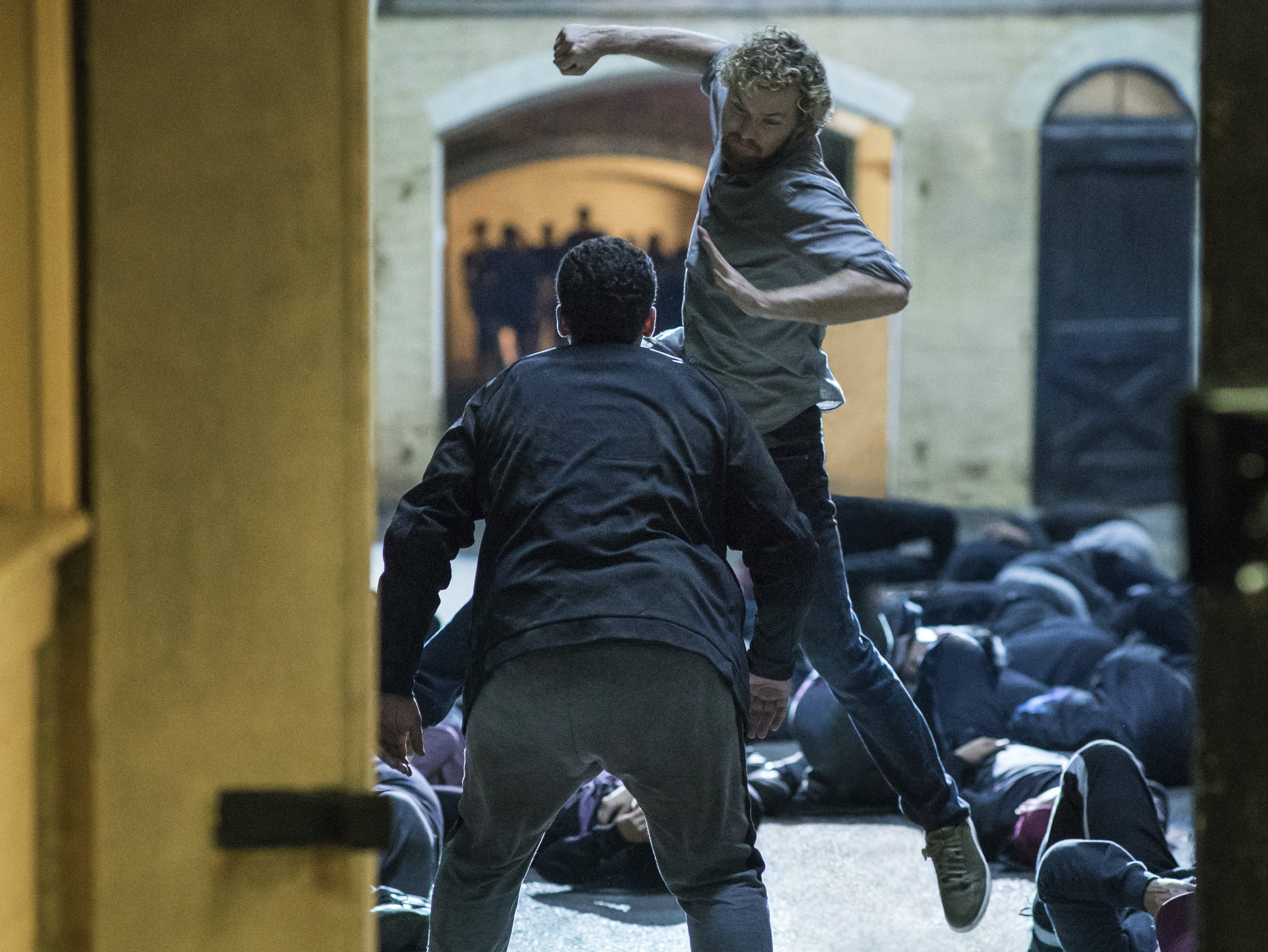 Marvel Offers 'Iron Fist' First Look, Gives March Release Date