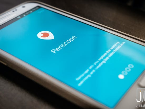 """Periscope's New """"Save"""" Feature Puts the Internet In Perspective"""