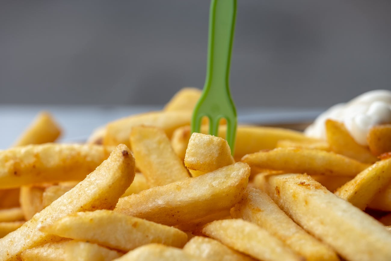 fries, nutrition, diet