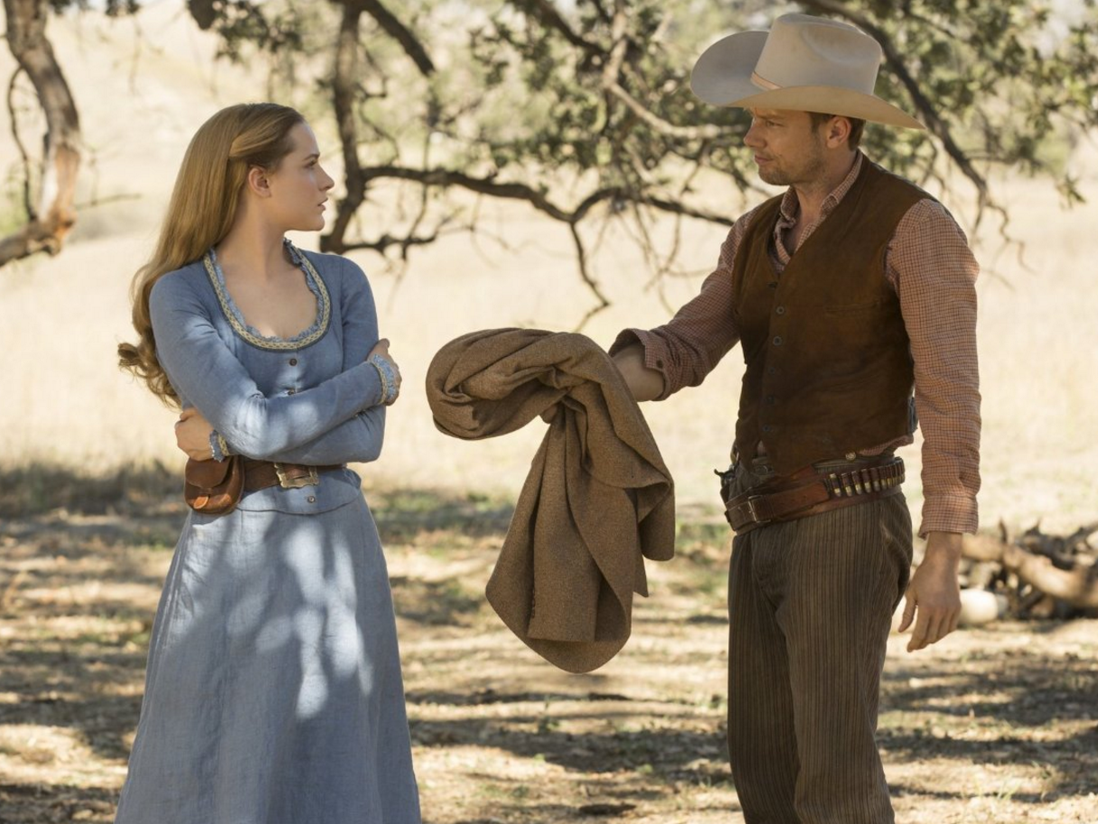 Dissonance Gives Dolores an Existential Crisis in 'Westworld'