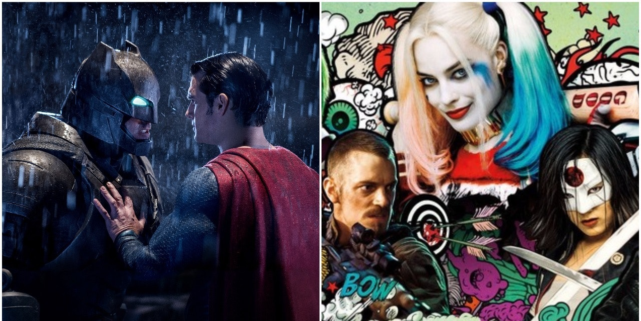 DC's 'Batman v Superman: Dawn of Justice' and 'Suicide Squad'