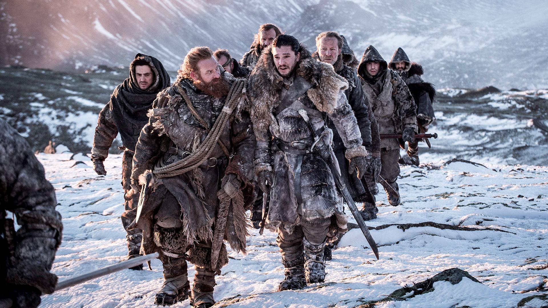 Game Of Thrones Season 8 Leak Reveals A Surprising Season 7