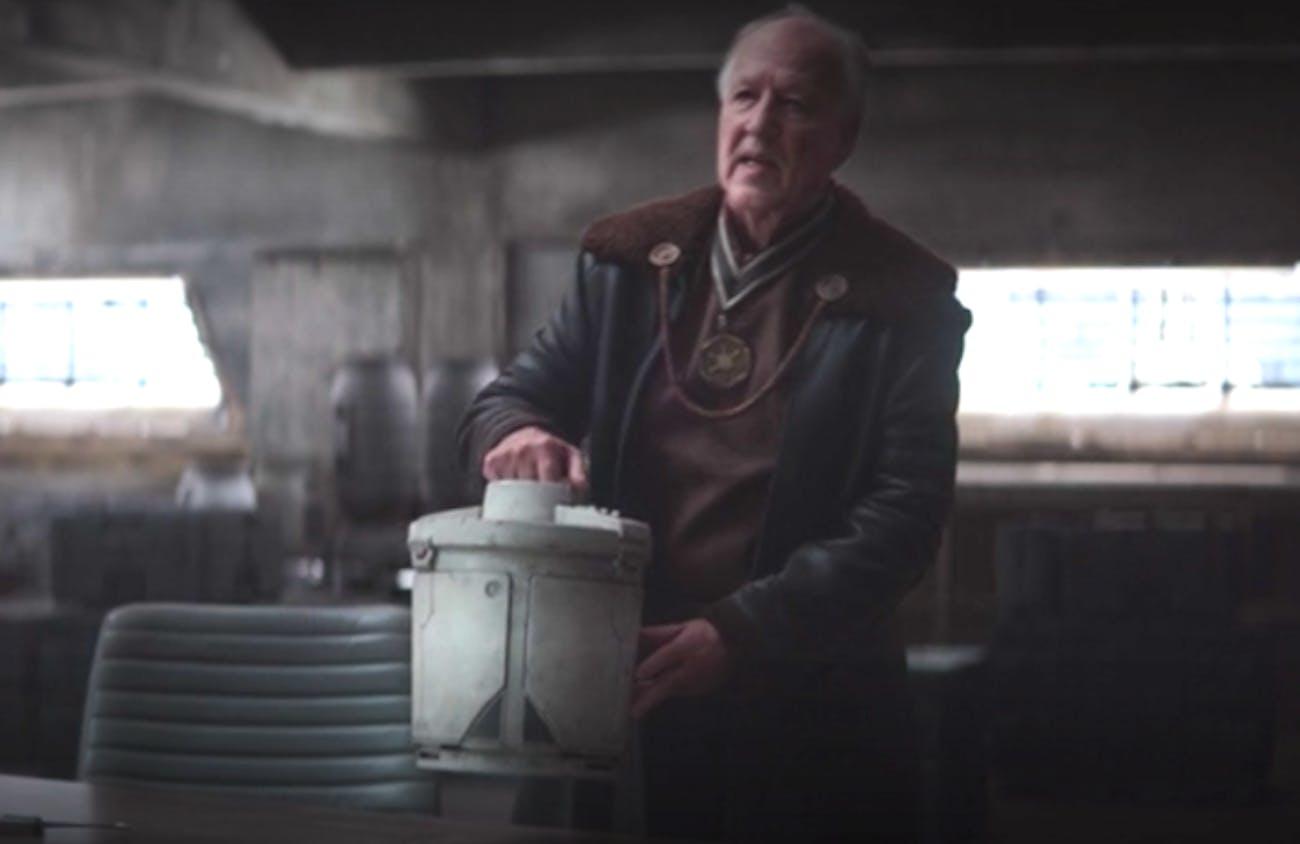 'The Mandalorian' Episode 3 spoilers star wars 9 leaks wayfinder