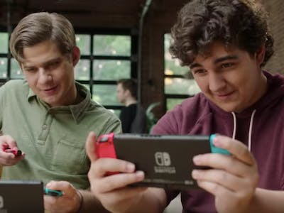 'Fortnite' came to the Nintendo Switch, but brought with it a huge reason for tons of fans to freak out.