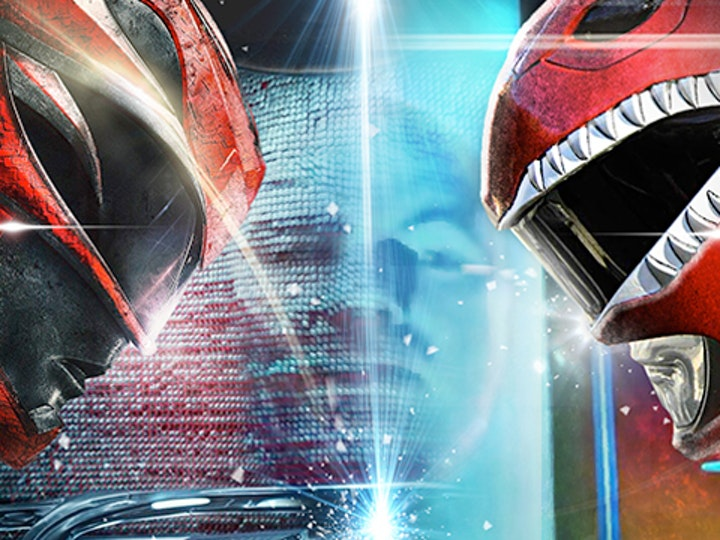Unofficial 'Power Rangers' Movie Art Compares The Red Rangers