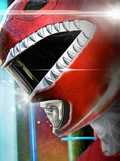 Power Rangers Red Ranger