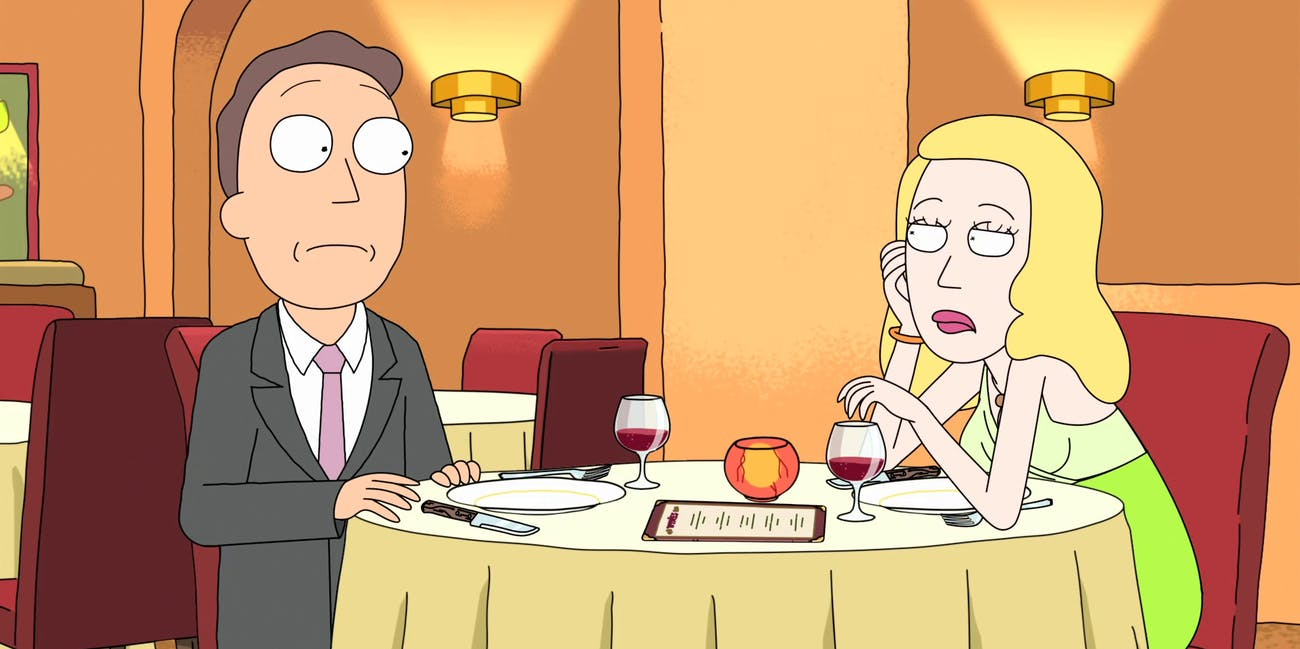 8 Rick And Morty Scenes That Validate Beth And Jerrys Divorce