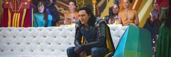 Loki -- 'Thor: Ragnarok'
