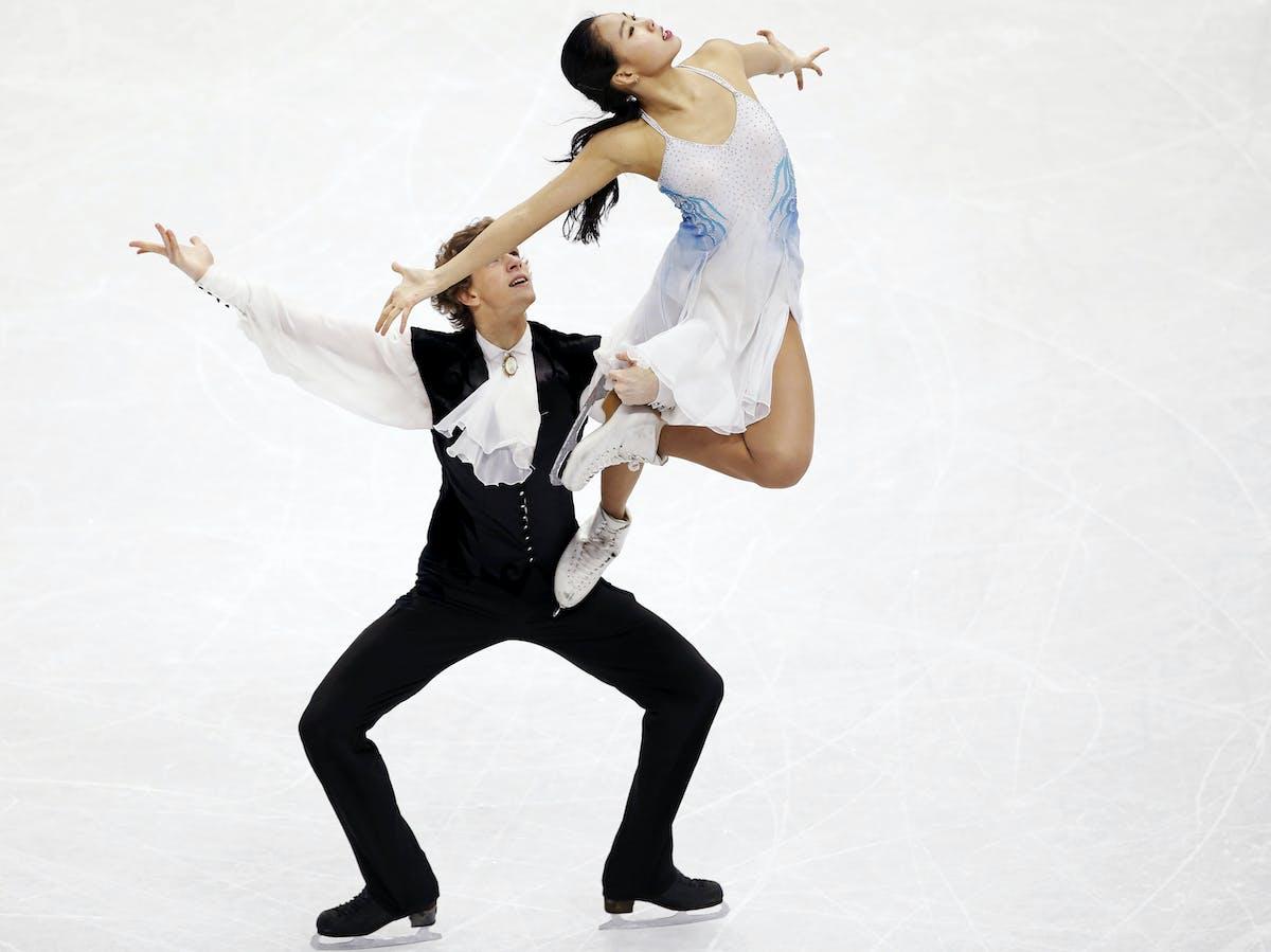 Rebeka KIM & Kirill MINOV