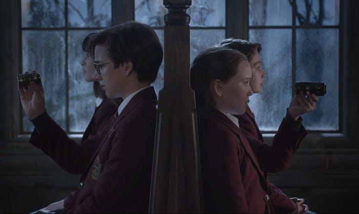 The Baudelaire and Quagmier children