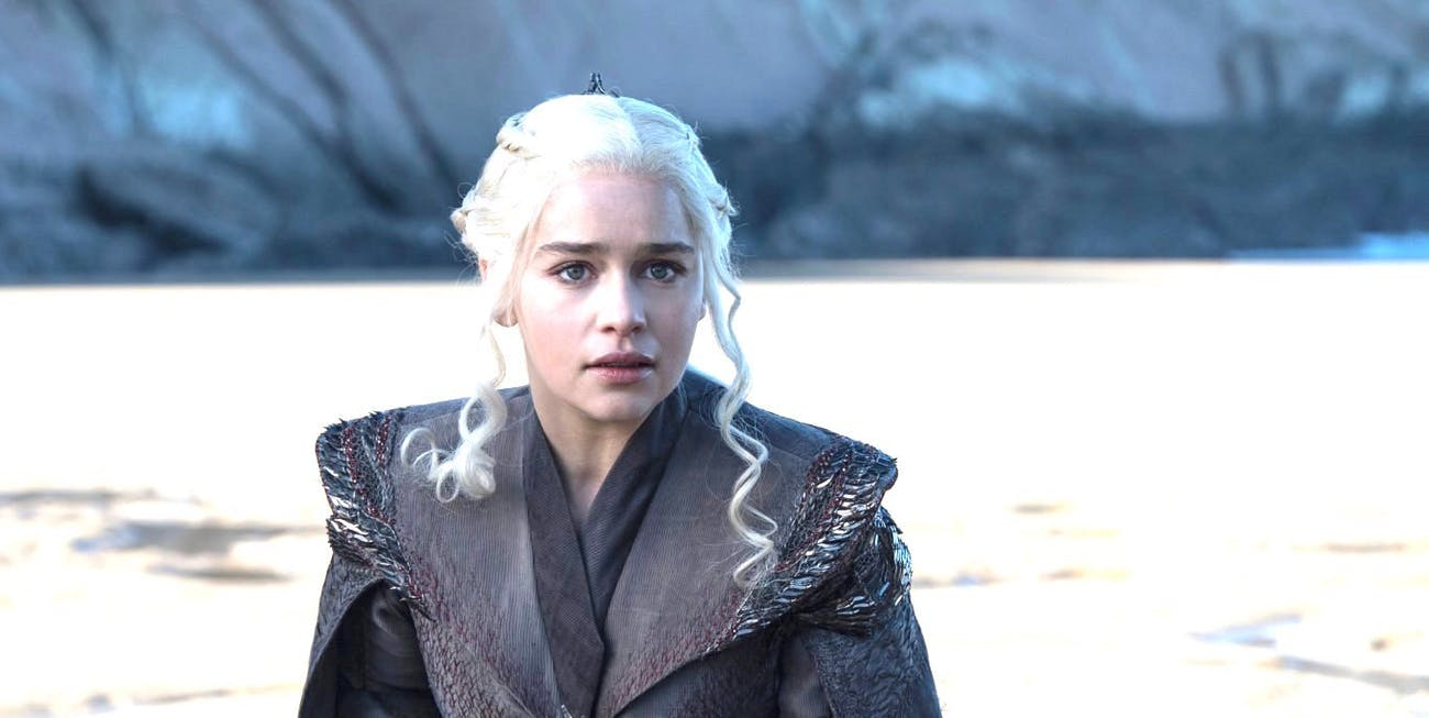 Daenerys Targaryen in 'Game of Thrones' Season 7