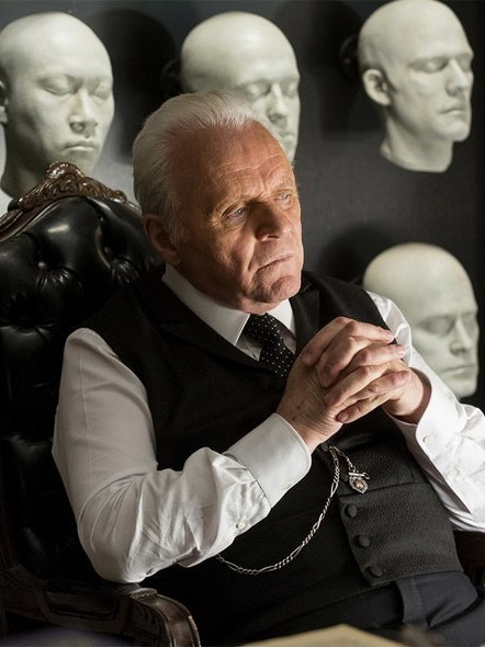Anthony Hopkins understands the bicameral mind, but he doesn't have one.