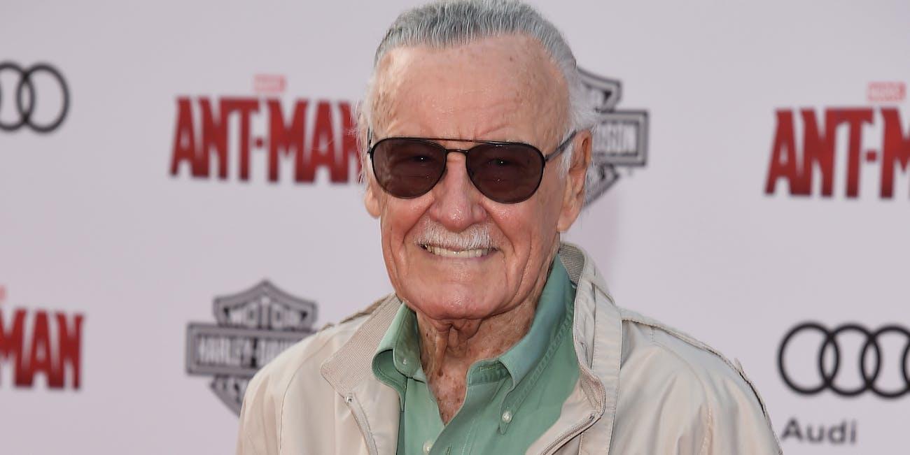 Stan Lee Marvel Defenders