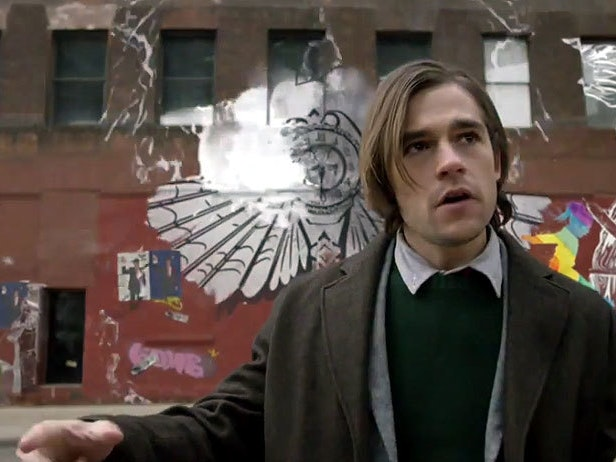 Jason Ralph as Quentin in Syfy's 'The Magicians'