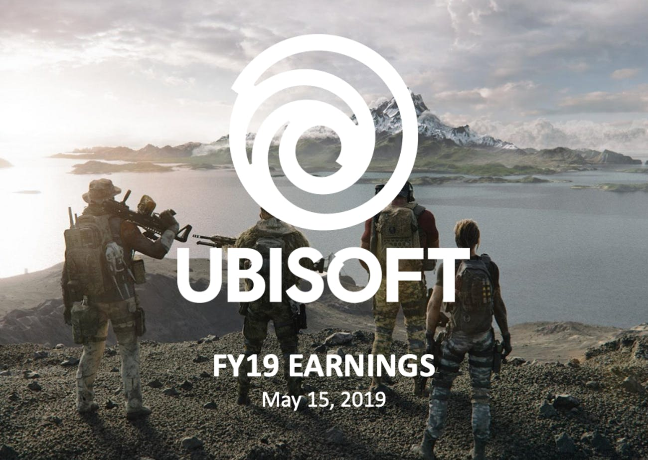Ubisoft earnings