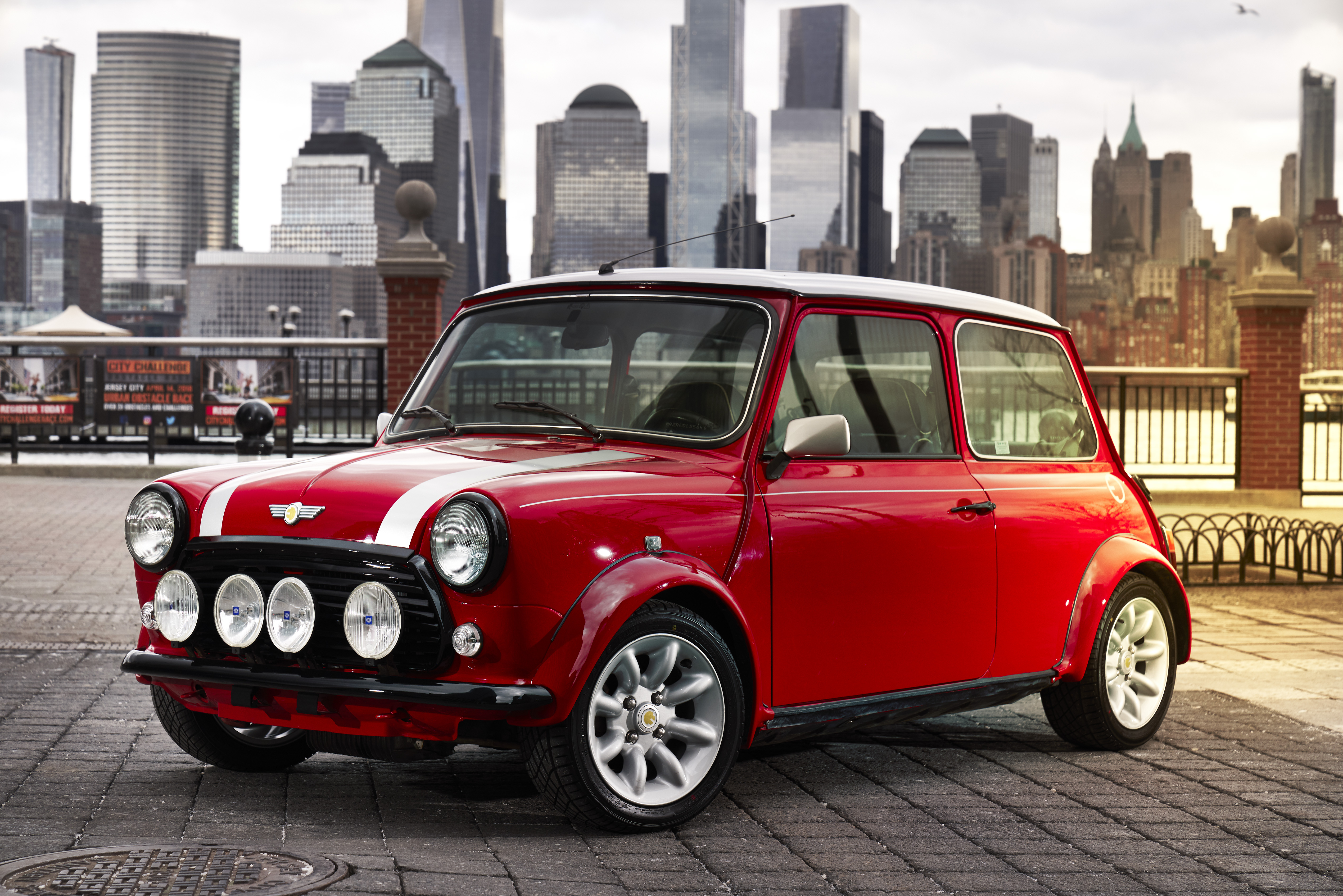 bmw mini cooper latest classic car to get electric makeover inverse