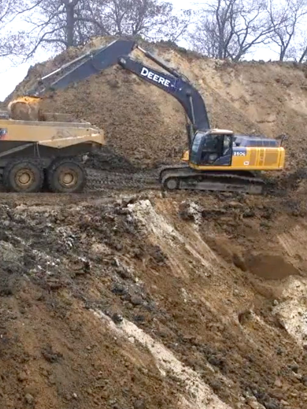 Cards Against Humanity is digging a giant hole because they can.