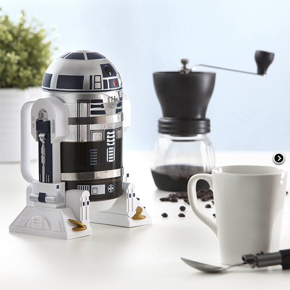 R2D2 Coffee Press