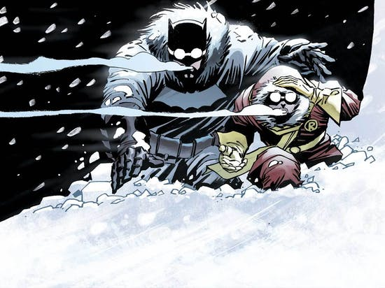 Frank Miller's Controversial Batman Is Back