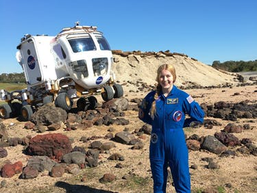 This Teen Isn't Afraid to Die on a Mission to Mars