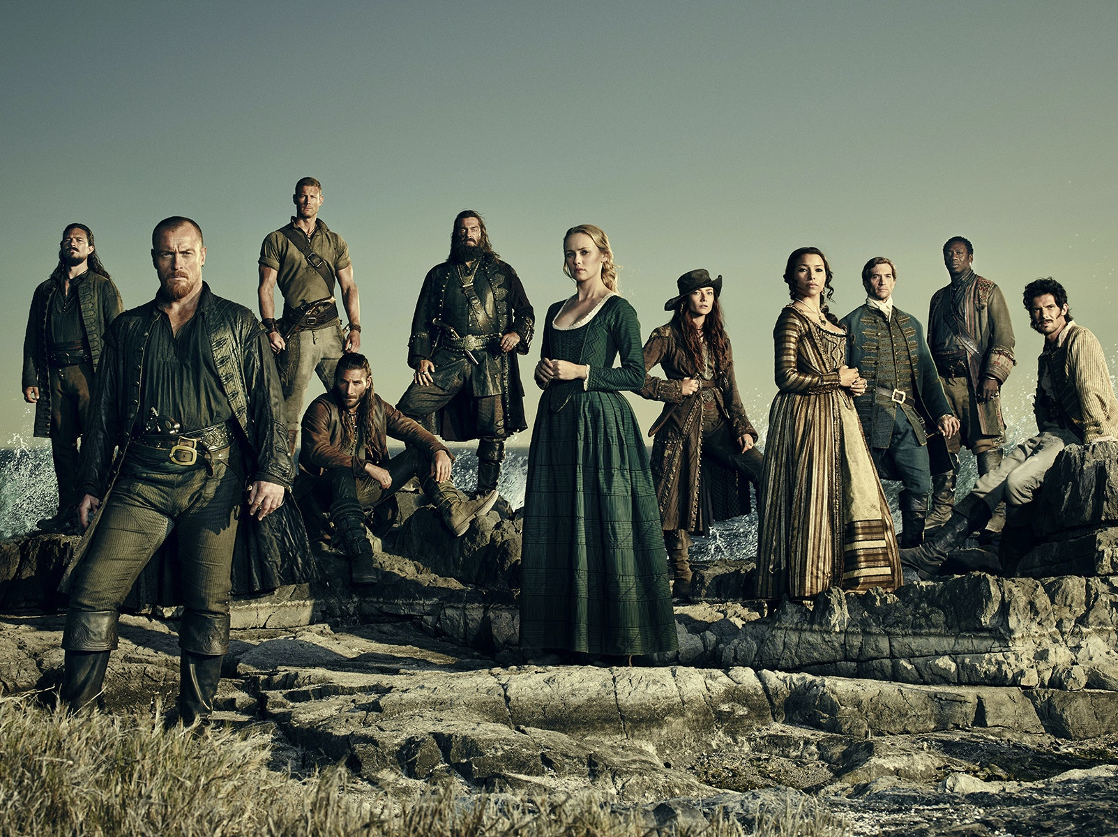 The Latest 'Black Sails' Casualty Speaks Out