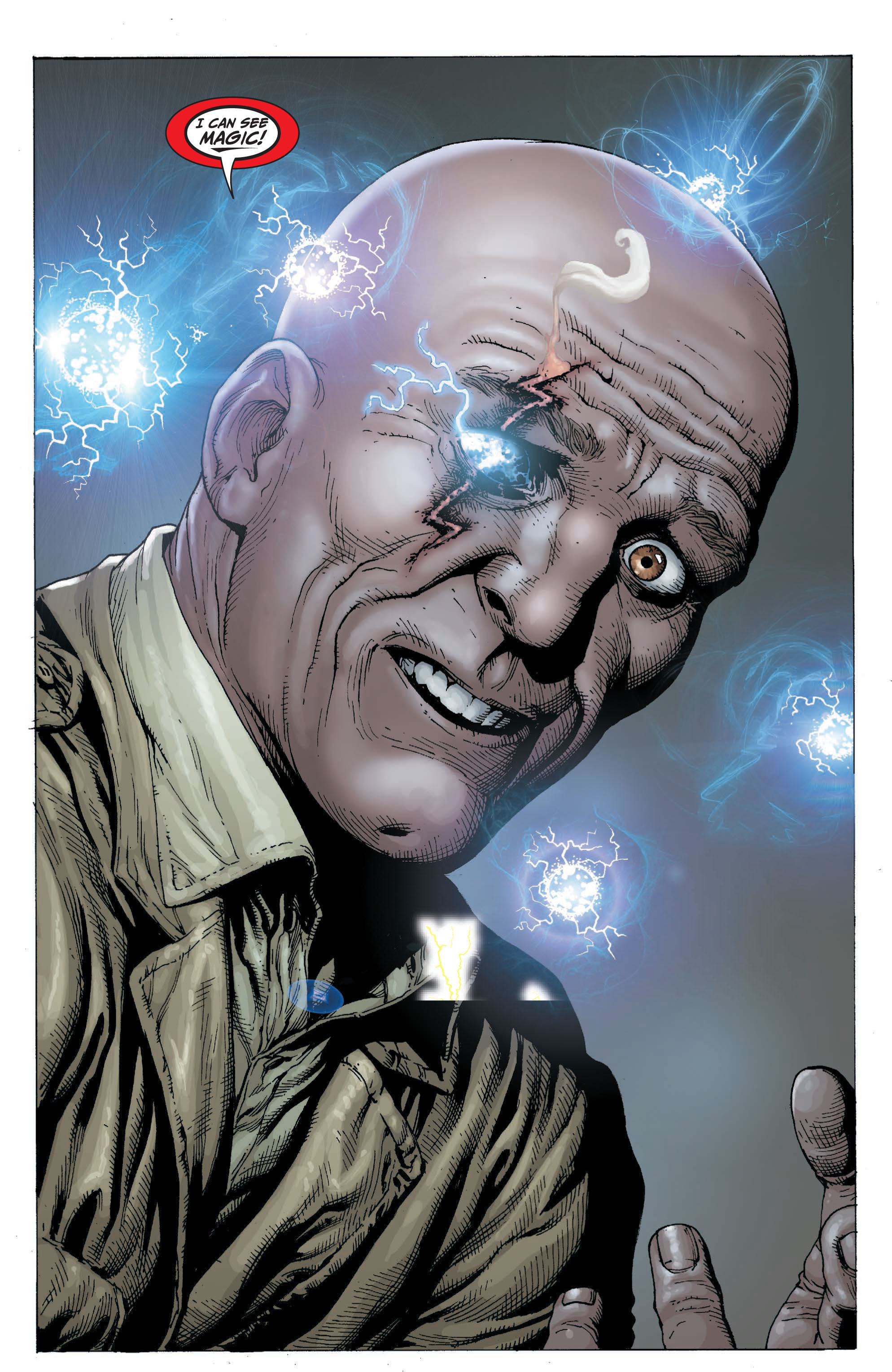 Nouveau SVM - SHAZAM VILLAINS MONTH - LIBRE A TOUS Dr-sivana-in-shazam-written-by-geoff-johns-and-illustrated-by-gary-frank