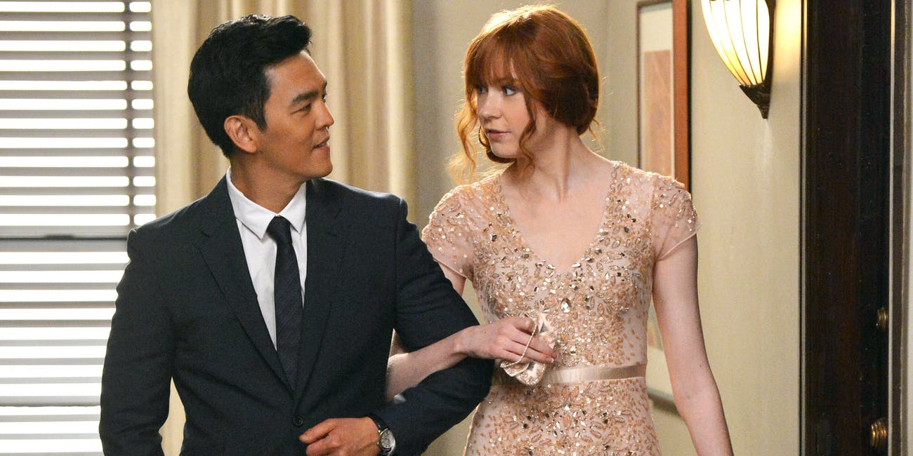 Starringjohncho Was A Reality Briefly In Selfie Inverse