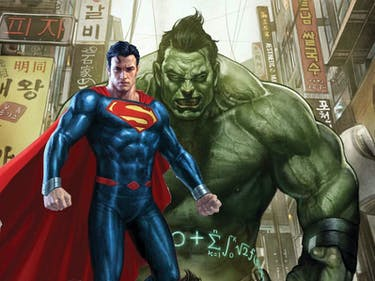 The Hulk Could Beat Superman, Marvel and DC, Writers Say