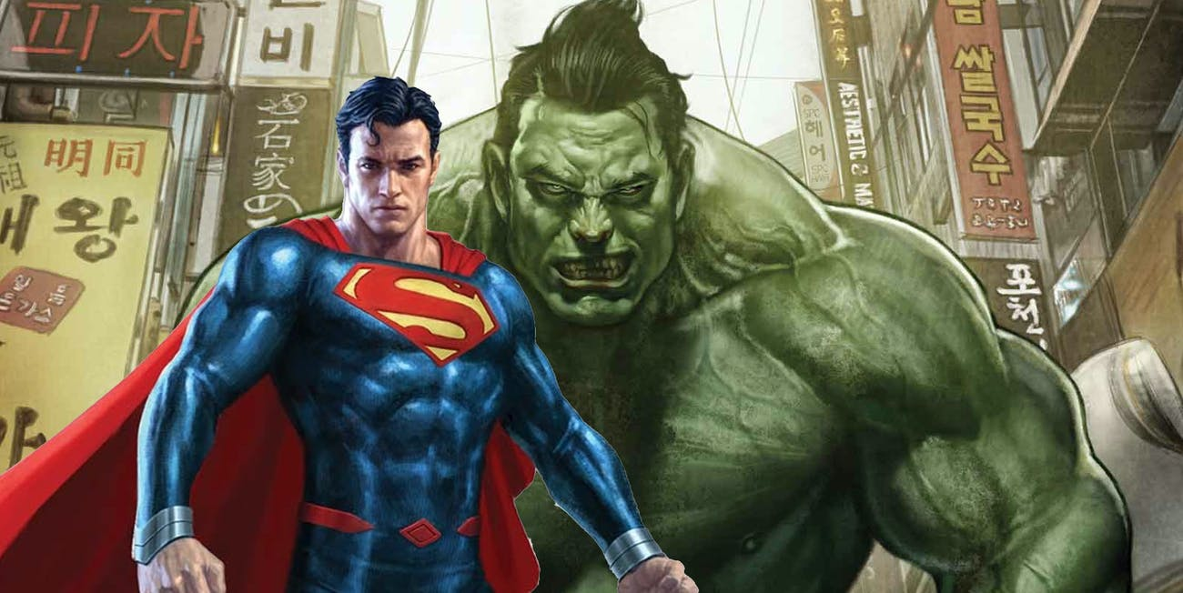 Marvel and DC Writers Admit Hulk Can Beat Superman | Inverse